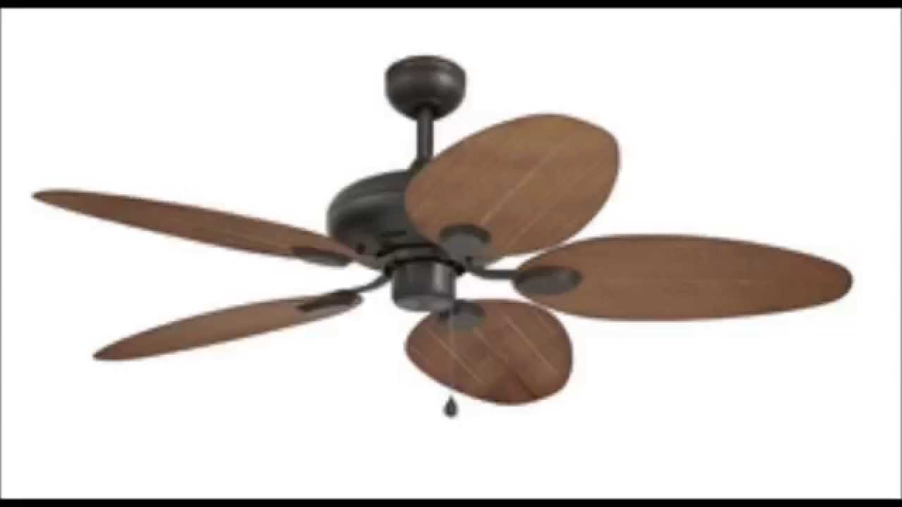 Harbor Breeze Tilghman Ceiling Fan Youtube