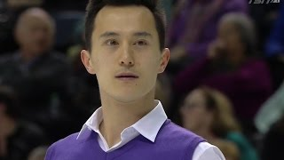 Canadian Championships 2016 Patrick Chan Short Program