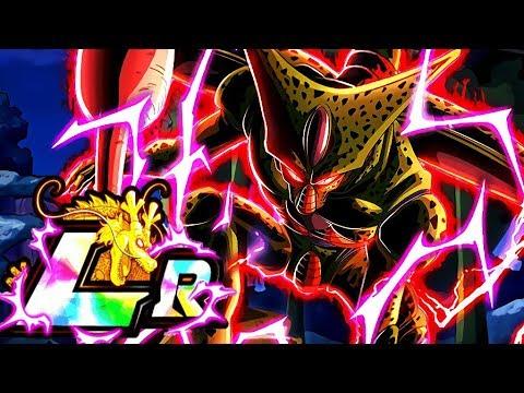 My New Favorite Unit 100 F2p Lr 1st Form Cell Showcase Dragon Ball Z Dokkan Battle Youtube