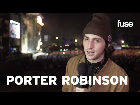 Porter Robinson Talks His Friendship With Madeon