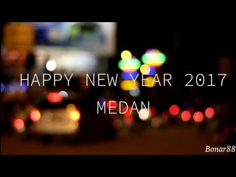 Happy New Year 2017 | Medan | Indonesia | Drones | Dji