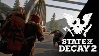 HAPPY HOUR WITH 5tat & STATE of DECAY 2  EXPANDING!!
