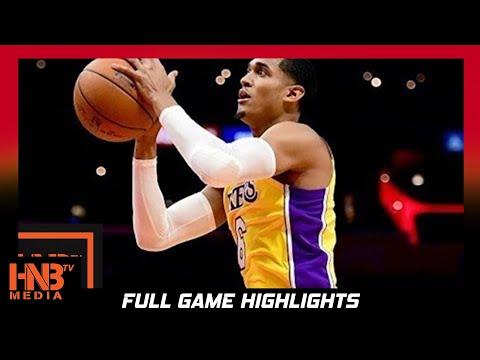 LA Lakers vs Phoenix Suns 1st Half Highlights / Week 5 / 2017 NBA Season