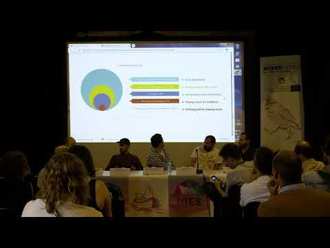 Focus Country Hungary // INES#conference at Waves Vienna 2019