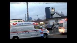 20130212私鉄山陽電車事故現場荒井駅周辺