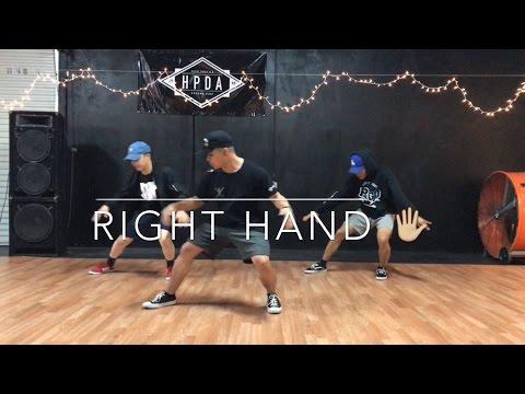 RIGHT HAND - Drake | (Choreography by Andre Tacason)