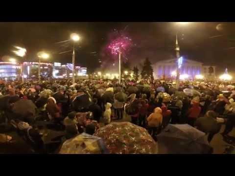 Площадь Кирова 9 мая 2015
