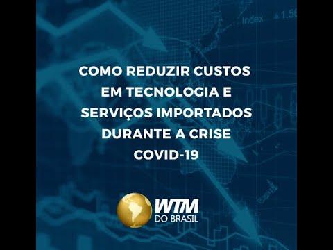 Convite Webinar Como Reduzir Custos Durante A Crise COVID 19