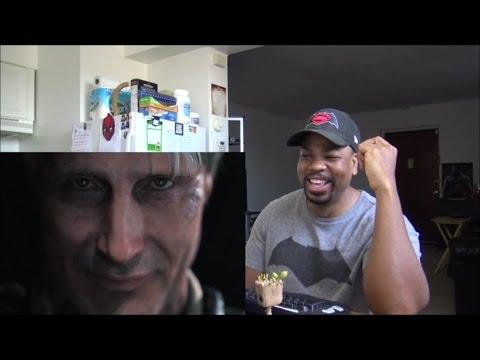 Death Stranding - Teaser Trailer REACTION!!!