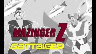 Montage de Mazinger Z et Gattaiger pour créer un épisode inédit de ces deux géants jamais vu ensemble...à ce jour. En fin de vidéo, bonus avec figurines ...