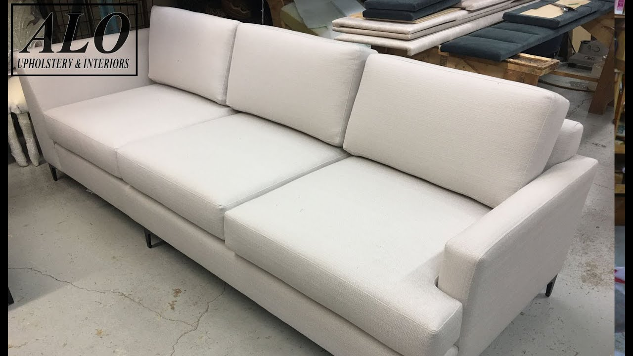 Modern Sofa Couch Diy Alo Upholstery