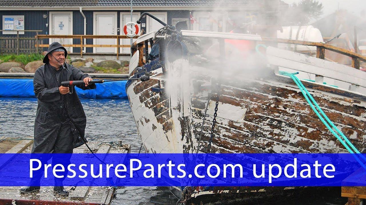 Pressure Washer Parts, Pressure Washers, & Accessories
