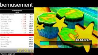 Speed Punks 100% 49:49