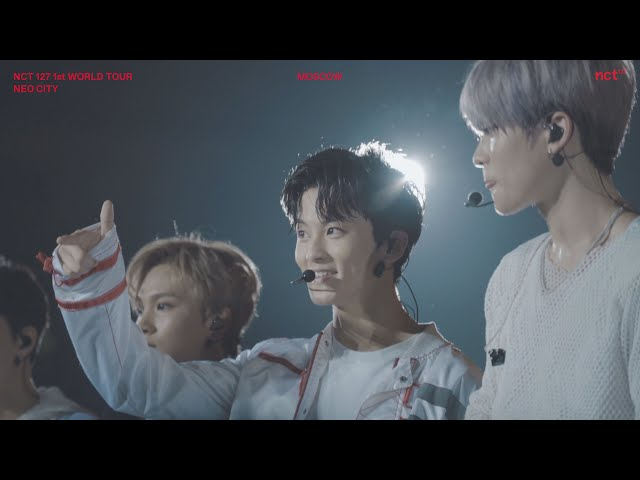 NCT 127 TAKES MOSCOW : 1ST WORLD TOUR _NCT 127 TO THE WORLD