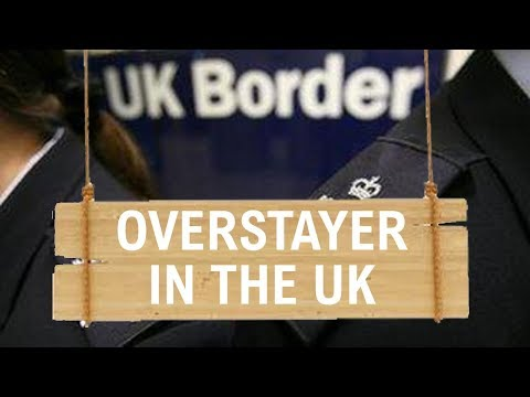 OVERSTAY IN THE UK: EXPIRED VISA |UK VISA|UK IMMIGRATION|UKVI|UKBA|2019 HD
