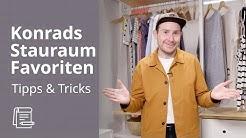5 praktische Stauraummöbel  | IKEA Tipps & Tricks