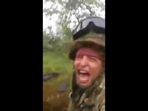 Combates del Ejército contra las Farc en Cauca - Disparo Barret .50