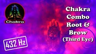 Gambar cover (Chakra Combos) ROOT and BROW (Third Eye) Combined Tuning/Balancing