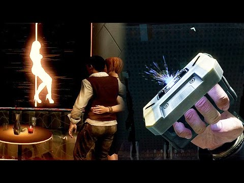 STRIPPERS & ELECTRIC BRASS KNUCKLES! (Black Ops 2 Let's Play #8)