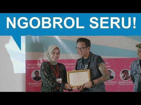 SERU! Ngobrol Radio di Universitas Pembangunan Jaya