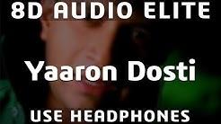 8D AUDIO | Yaaron Dosti - KK