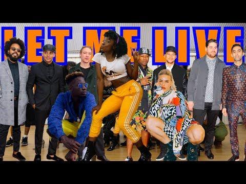 Let Me Live - Major Lazer, Rudimental, Mr. Eazi & Anne-Marie | Official Dance Video