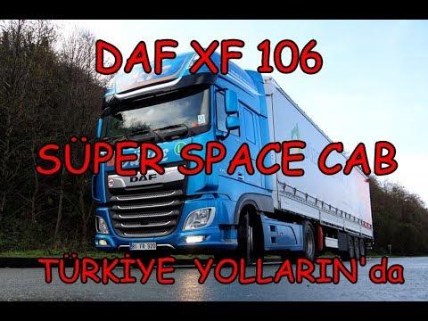 DAF XF 106 EURO 6 / 480