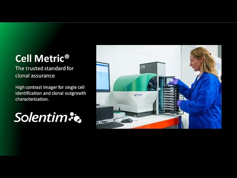 High contrast imager for single cell identification and clonal outgrowth characterization.