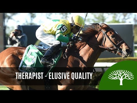 Therapist - 2019 - The Elusive Quality Stakes