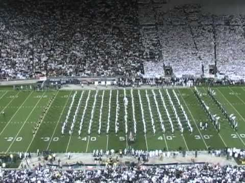 Penn State University Marching Blue Band Complete Pregame: October 30, 2010 (vs. Michigan)