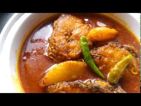 Fish Curry/Bangalir Famous Macher Jhol