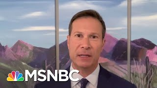 'We Are In For A Roller Coaster Ride Of Scary Proportions' Between Election & Inauguration | MSNBC