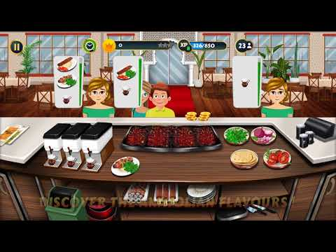 Kebab world cooking game apps on google play develop your cooking skills through an epic exploration of traditional turkish cuisine prepare cook serve and satisfy your customers keep them happy to solutioingenieria Gallery