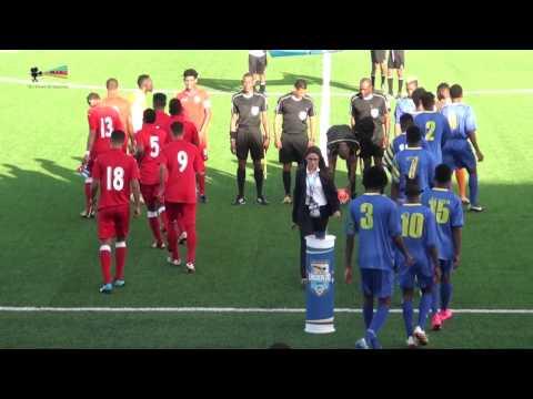 Cuba vs St. Lucia U-20 Highlights CFU Qualification Match Caribbean Cup date 26 10 2016