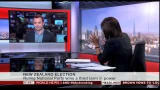 BBC World cross -