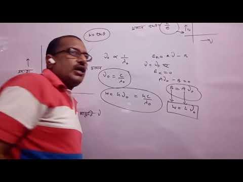 Physics_Chap-11(द्रव्य तथा विकिरण की द्वैती प्रकृति) 12th By Ajay Mehrotra Lec-1  Study Classes  