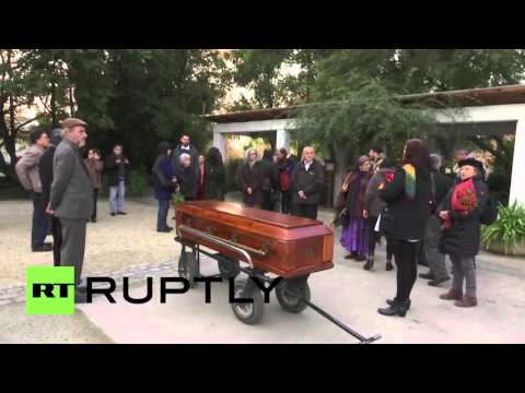 Chile: Funeral held for Margot Honecker, widow of East German leader Erich