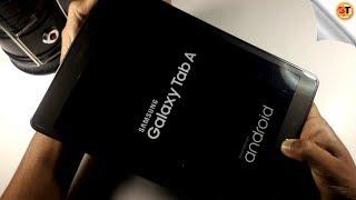 hard Reset Samsung Galaxy Tab A