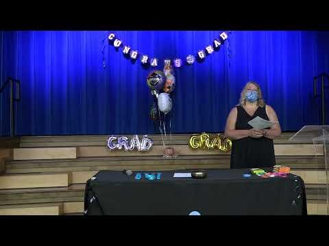 2021 Middle School Closing Ceremony | Chesapeake Bay Academy