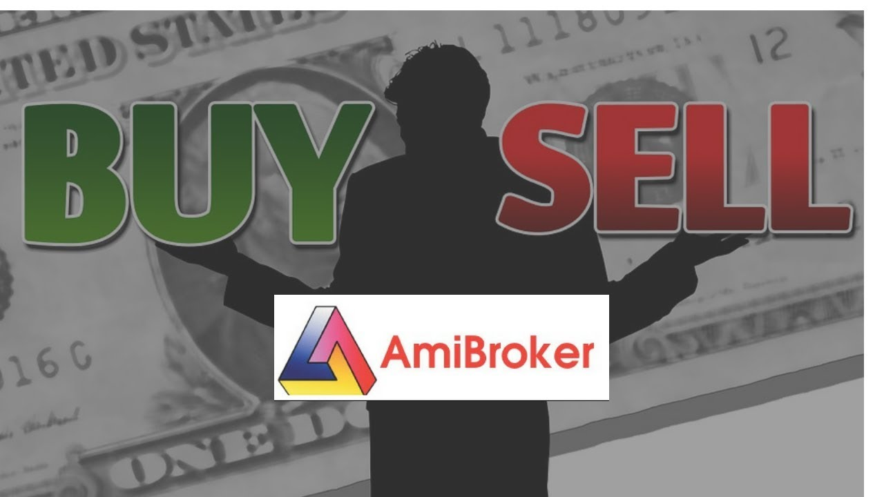 AmiBroker Live Buy Sell Signal :-Intraday Trading