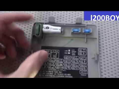 Lighter Fuse Change Location On Mitsubishi L200 Fuse 2