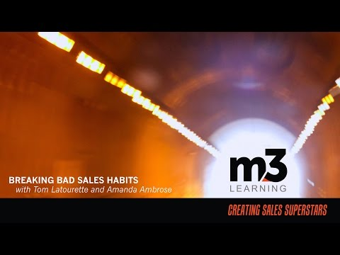 Breaking Bad Sales Habits w/ Amanda Ambrose and Tom Latourette