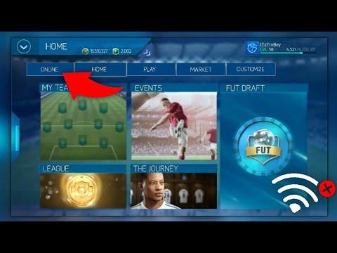 fifa mobile apk offline game