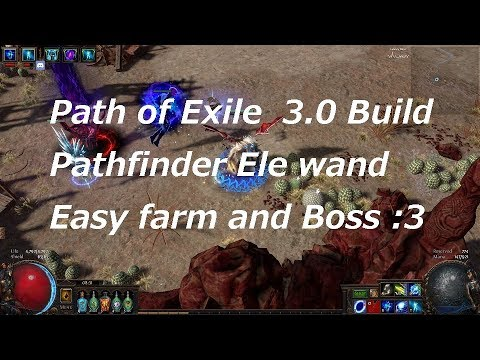 Kinetic Blast Pathfinder Build Poe