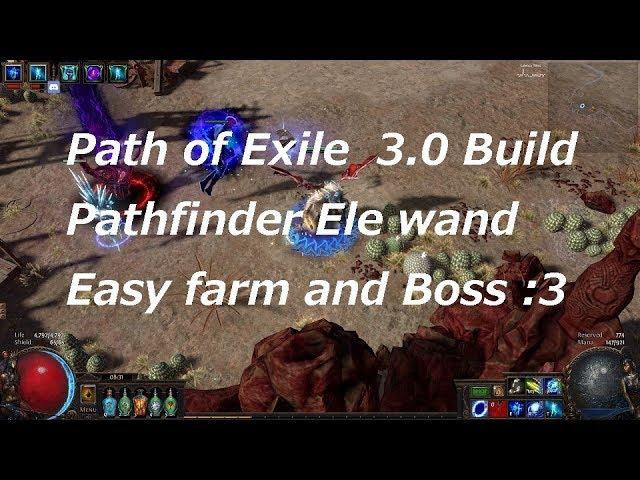 Wand Build Poe