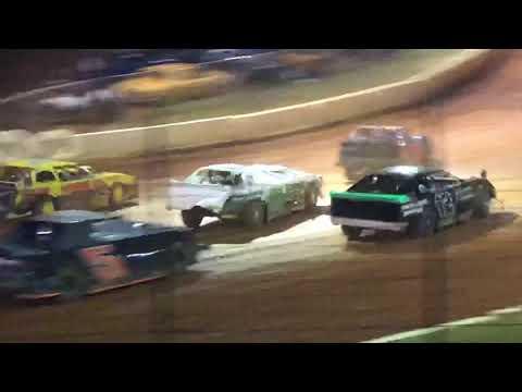 Crate Sportsman 10/6/18 Cherokee Speedway