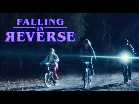 "Falling In Reverse - ""Superhero"""