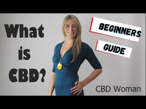 What is CBD? Beginners Guide