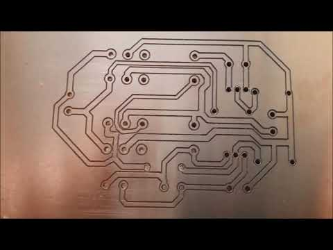 cnc-pcb-kazıma-ve-delme---drilling-and-milling-of-pcb-with-cnc-router
