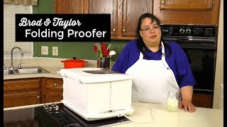 Brod u0026 Taylor Folding Bread Proofer ~ Kenwood Cooking Chef Review Debrief ~ What's Up Wednesday!